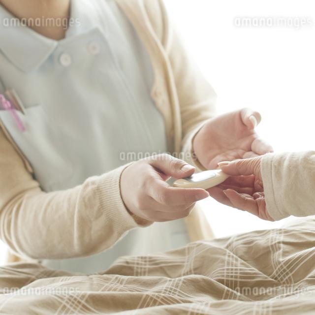 訪問医療の写真素材 [FYI04547563]