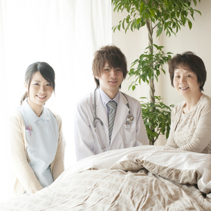 訪問医療の写真素材 [FYI04547597]