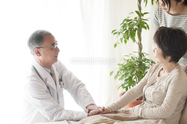 訪問医療の写真素材 [FYI04547613]