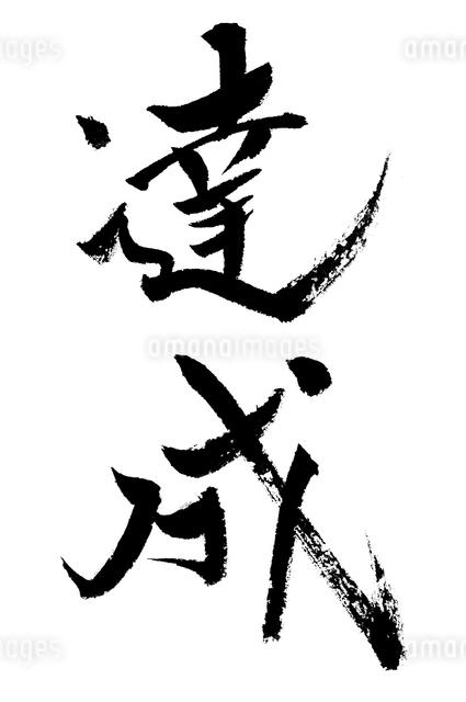 達成のイラスト素材 [FYI04558919]