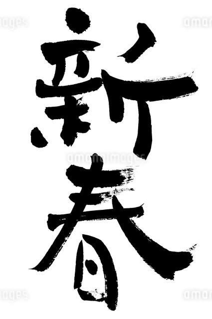 新春のイラスト素材 [FYI04558952]