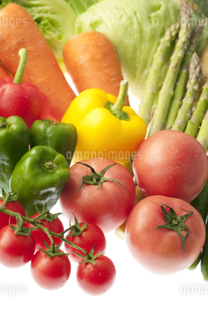 野菜の集合の写真素材 [FYI04559285]