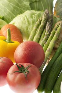 野菜の集合の写真素材 [FYI04559286]
