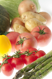 野菜の集合の写真素材 [FYI04559292]