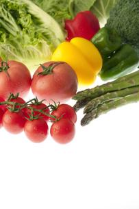 野菜の集合の写真素材 [FYI04559296]