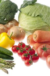 野菜の集合の写真素材 [FYI04559299]