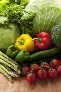 野菜の集合の写真素材 [FYI04559337]