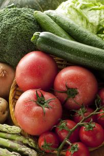 野菜の集合の写真素材 [FYI04559343]