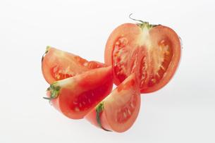 トマトの写真素材 [FYI04559372]