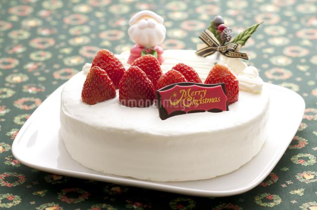クリスマスケーキの写真素材 [FYI04559564]