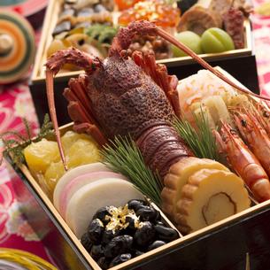 おせち料理の写真素材 [FYI04559759]