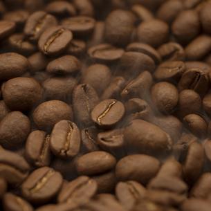 コーヒー豆の写真素材 [FYI04559864]