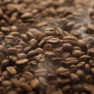 コーヒー豆の写真素材 [FYI04559867]