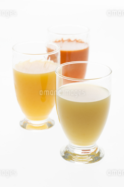 野菜ジュースの写真素材 [FYI04560024]
