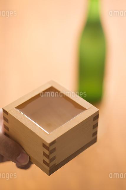 日本酒の写真素材 [FYI04560084]