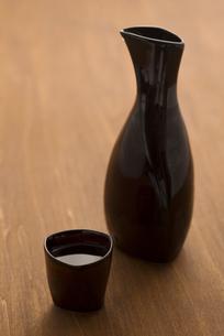日本酒の写真素材 [FYI04560090]