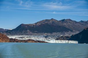 パタゴニアのビエドマ氷河の写真素材 [FYI04561425]