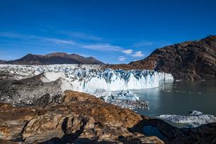 パタゴニアのビエドマ氷河の写真素材 [FYI04561450]
