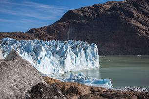 パタゴニアのビエドマ氷河の写真素材 [FYI04561461]