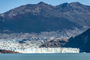 パタゴニアのビエドマ氷河の写真素材 [FYI04561465]