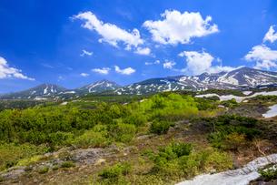 十勝岳望岳台の写真素材 [FYI04562301]