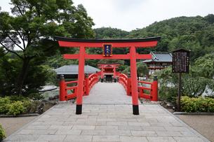 勝尾寺弁天堂の写真素材 [FYI04562333]