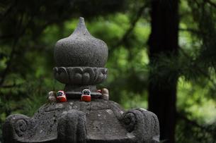 勝尾寺勝ちダルマの写真素材 [FYI04562341]