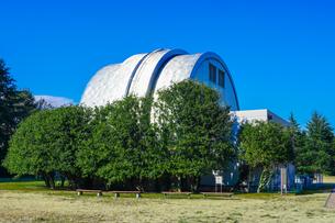 自動光電子環 国立天文台(東京都三鷹市)の写真素材 [FYI04562471]