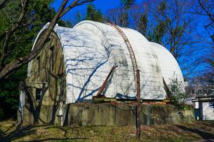 ゴーチェ子午環 国立天文台(東京都三鷹市)の写真素材 [FYI04562500]