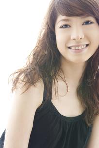 10代日本人女性のビューティーイメージの写真素材 [FYI04565667]