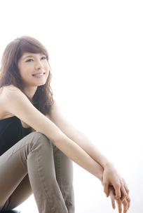 10代日本人女性のビューティーイメージの写真素材 [FYI04565669]