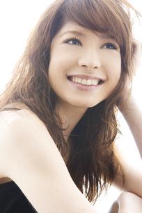 10代日本人女性のビューティーイメージの写真素材 [FYI04565671]