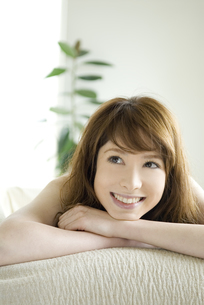 10代日本人女性のビューティーイメージの写真素材 [FYI04565676]
