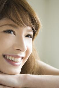 10代日本人女性のビューティーイメージの写真素材 [FYI04565684]