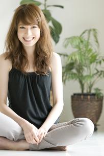 10代日本人女性のビューティーイメージの写真素材 [FYI04565688]
