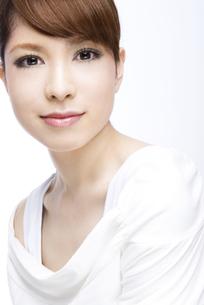 10代日本人女性のビューティーイメージの写真素材 [FYI04565690]