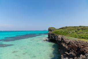 宮古島 海の写真素材 [FYI04567732]