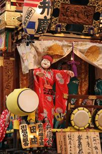 10月 川越祭りの写真素材 [FYI04568336]