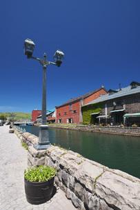 小樽運河の写真素材 [FYI04568863]