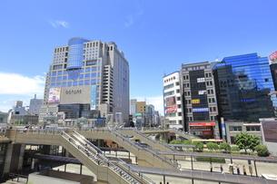 八王子駅北口の写真素材 [FYI04568950]