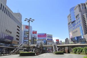 八王子駅北口の写真素材 [FYI04568953]