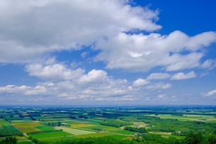 芽室町の風景の写真素材 [FYI04569296]