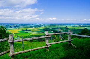 芽室町の風景の写真素材 [FYI04569300]