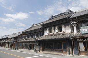 小江戸川越蔵の街の写真素材 [FYI04569504]