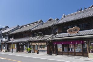 小江戸川越蔵の街の写真素材 [FYI04569521]