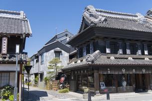 小江戸川越蔵の街の写真素材 [FYI04569525]