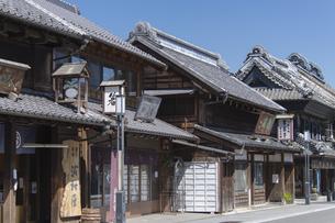 小江戸川越蔵の街の写真素材 [FYI04569550]