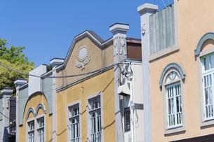 大正時代を思わせる建物の写真素材 [FYI04569552]
