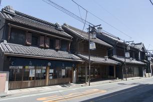 小江戸川越蔵の街の写真素材 [FYI04569555]