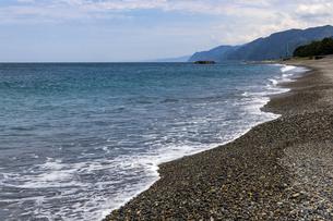 ヒスイ海岸の写真素材 [FYI04569727]